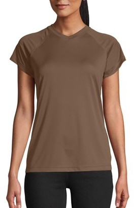 Champion Women's V-Neck Performance T-Shirt
