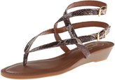 Jessica Simpson Women's Liliane Dress Sandal,Natural/Taupe,7 M US