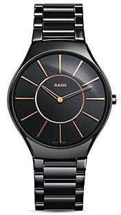 Rado HyperChrome True Thin Watch, 40mm