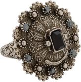 Alexander McQueen Jewelled Ring