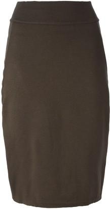 Alaïa Pre-Owned Pencil Skirt