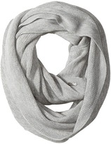 Calvin Klein Textured Stripe Infinity Scarf