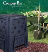 WC Redmon Redmon Green Culture 65-Gallon Compost Bin
