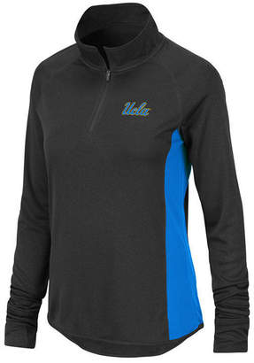 Colosseum Women Ucla Bruins Albi Quarter-Zip Pullover