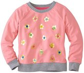 Girls Go-To Sweatshirt In French Terry