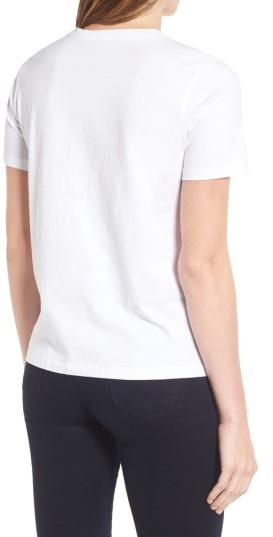 Draper James Women's Keep It Pretty Please Cotton Tee