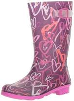 Kamik Kids' Scribble Rain Boot