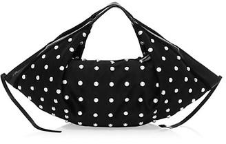 3.1 Phillip Lim Mini Luna Faux Pearl Top Handle Bag