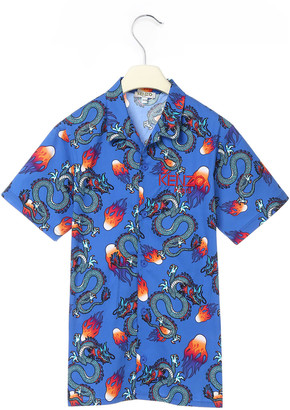 Kenzo Kids dragon Shirt