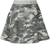 Loveless camouflage skirt