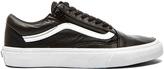 Vans Old Skool Zip Premium Leather