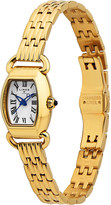 Links of London 6010.2162 Driver Mini Tonneau rose gold-plated watch