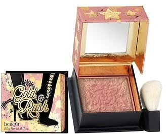 Benefit Cosmetics Gold Rush Golden Nectar Blush