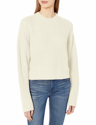 The Fifth Label Women's Author Casual Chunky Cropped Sweater Knit