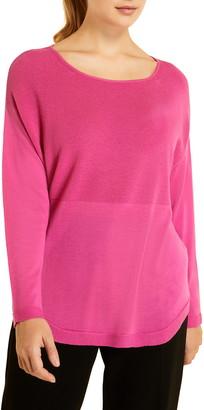 Marina Rinaldi Araldo Fuchsia Sweater