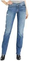 Silver Jeans Co. Suki Mid-Rise Curvy Fit Straight Leg Jeans in Indigo L93413SOP272- (Indigo) Women's Jeans