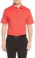 Bobby Jones Men's Xh2O Momentum Stripe Jersey Polo