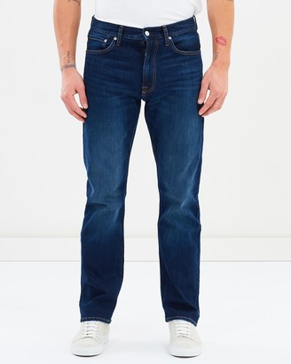 Calvin Klein Jeans Relaxed Straight Jeans