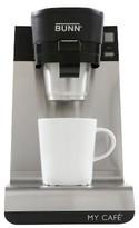 Bunn-O-Matic MCU My Café Single Cup Multi-Use Home Coffee Brewer