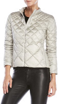 ADD Diamond Quilted Down Jacket