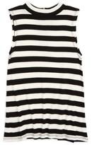 Tucker + Tate Girl's Sleeveless Stripe Top