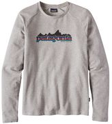 Patagonia Men's Nightfall Fitz Roy Lightweight Crew Sweatshirt