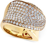 Effy Couture by Diamond Overlap Ring (2-3/8 ct. t.w.) in 14k Gold