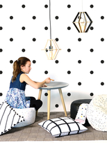 Confetti Polka Wall Decals