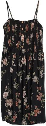 Angie Smocked Floral Sundress (Plus Size)