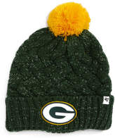 '47 Fiona Green Bay Packers Pom Beanie