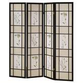 o.r.e International Four Panel Shoji Screen Finish