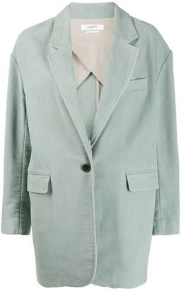 Etoile Isabel Marant Cocoon Coat