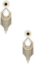 Amrita Singh Floral Chandelier Earrings