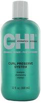 CHI Curl Preserve Low pH Shampoo 12 oz.