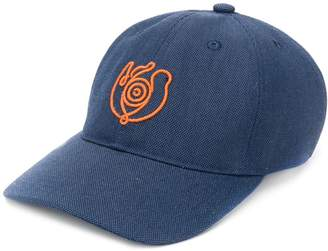 Loewe insignia patch cap