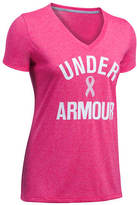 Under Armour PIP WordMark Tech V-Neck Twist