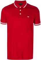 Emporio Armani signature polo shirt