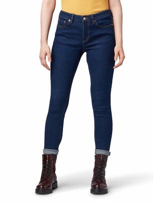 Tom Tailor Women's NELA Ankle Lenght Slim Jeans
