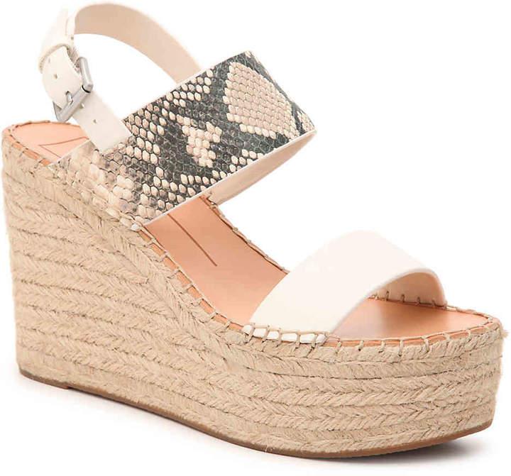 Dolce Vita Spiro Espadrille Wedge Sandal - Women's