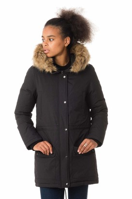 Schott NYC Women's Jktluciaw Coat