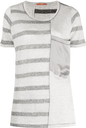 HUGO BOSS slouch pocket short-sleeved T-shirt