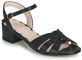 Miss L Fire Miss L'Fire ISLA women's Sandals in Black