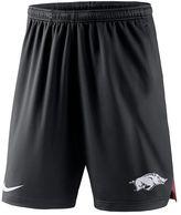 Nike Men's Arkansas Razorbacks Football Dri-FIT Shorts