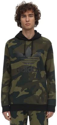 adidas Camo Oth Cotton Sweatshirt Hoodie