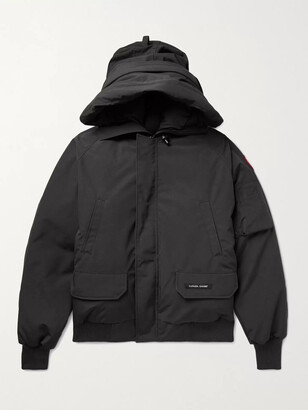Canada Goose Chilliwack Hooded Arctic Tech Down Jacket