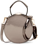 Pink Haley Meghan Circle Crossbody