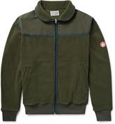 Cav Empt - Panelled Fleece Jacket