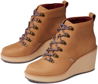 Toms Melrose Wedge Bootie