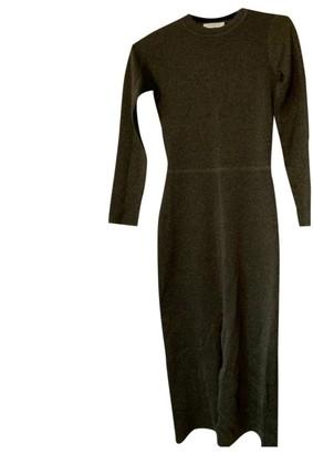 Sandro Khaki Dress for Women