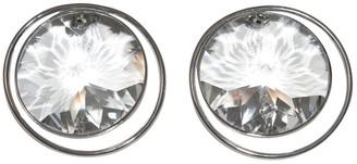 Maison Martin Margiela Silver Metal Earrings